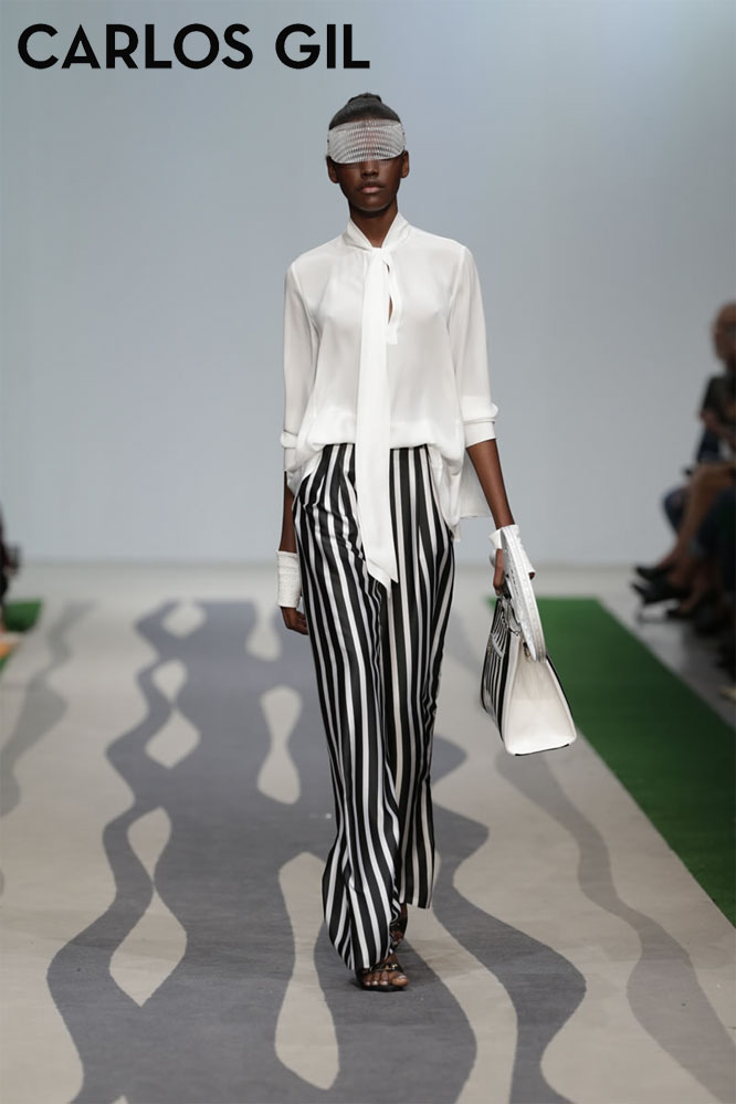 Carlos Gil Collection  Spring/Summer 2015