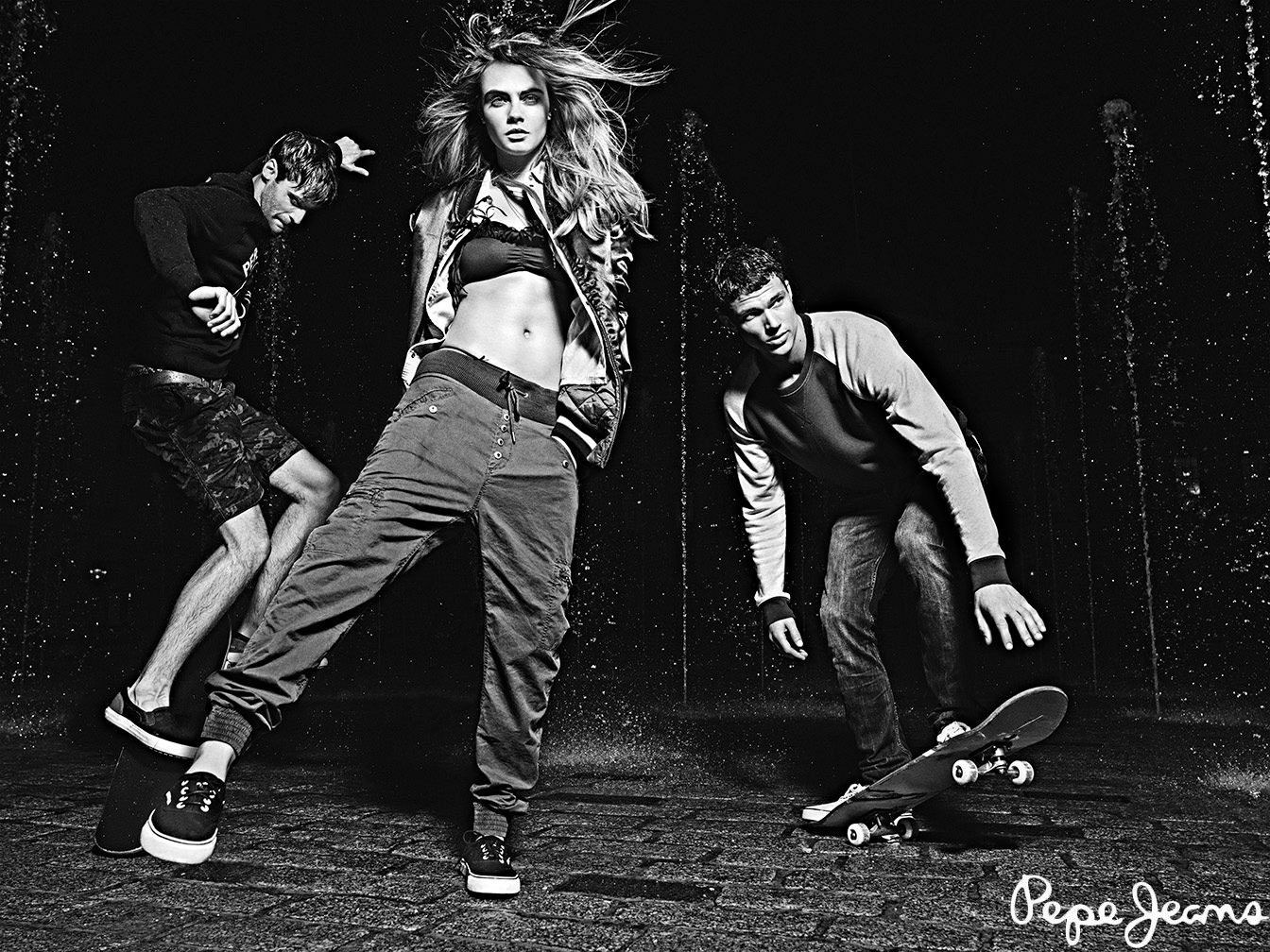 Pepe Jeans London Collection  Spring/Summer 2015