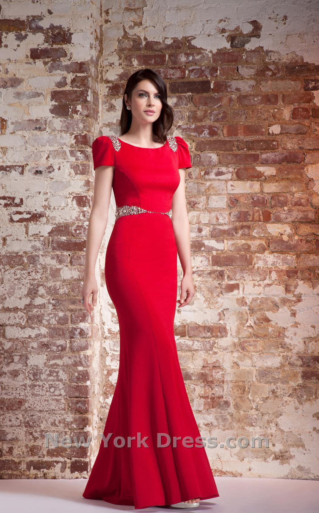 New York Dresses Evening Dresses