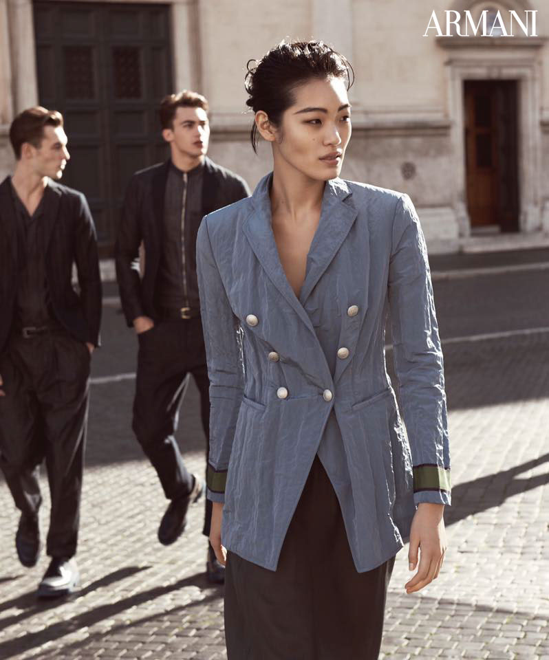 ARMANI Collection Spring/Summer 2017