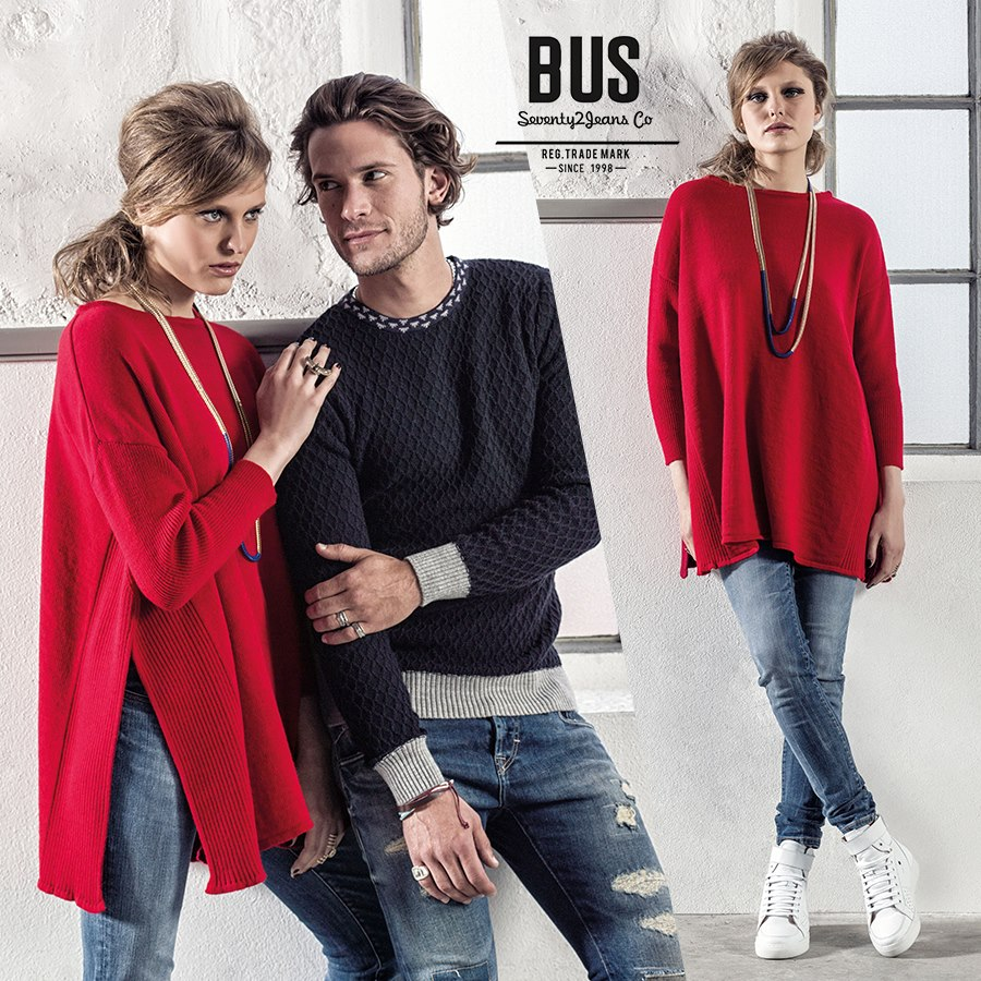 BUS URBAN WEAR Collection  2015