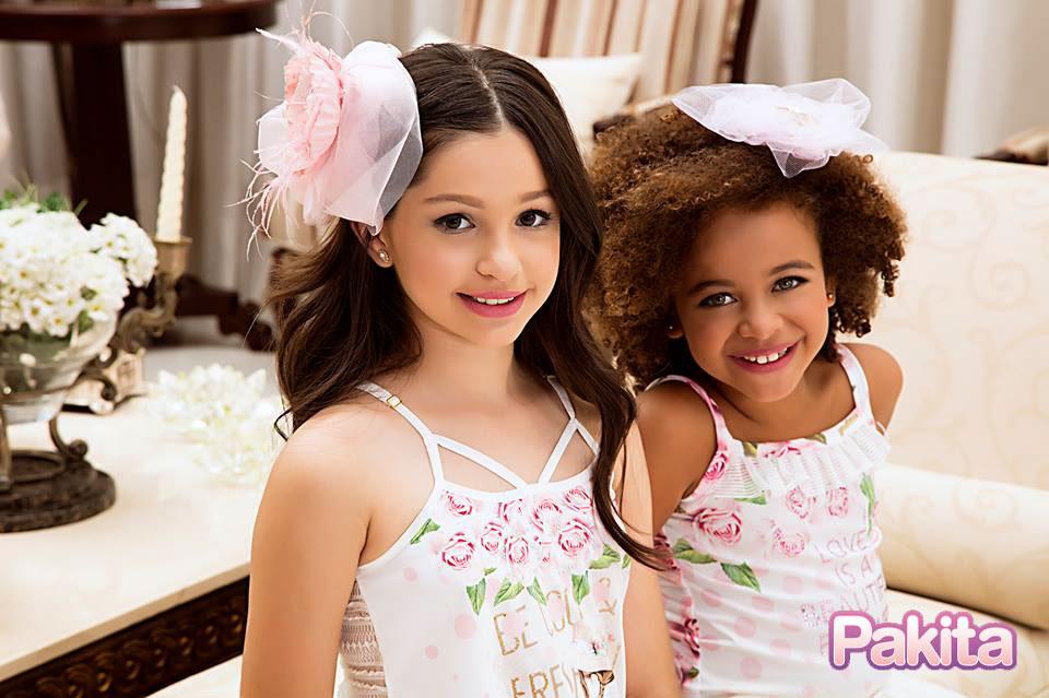 Pakita Moda Infantil Collection  2017