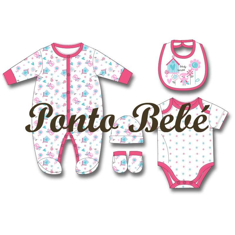 Ponto Bebé  Collection  2017