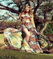 CAOS MODA Collection Spring/Summer 2015
