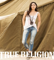 True Religion Brand Jeans Collection Spring/Summer 2015