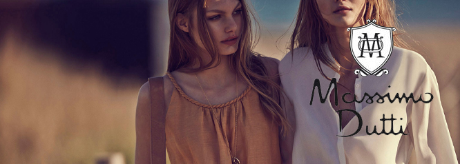 Massimo Dutti Collection  Spring/Summer 2015